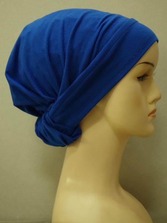 Niebieska chusta