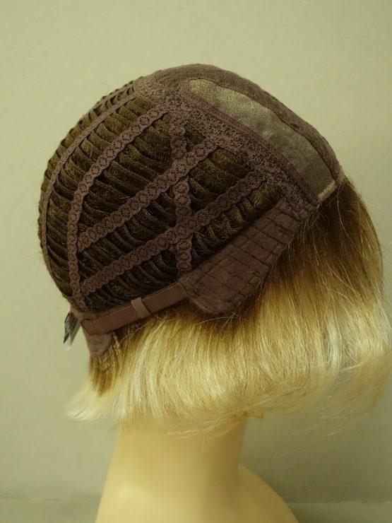 Krótka peruka różne odcienie blondu
