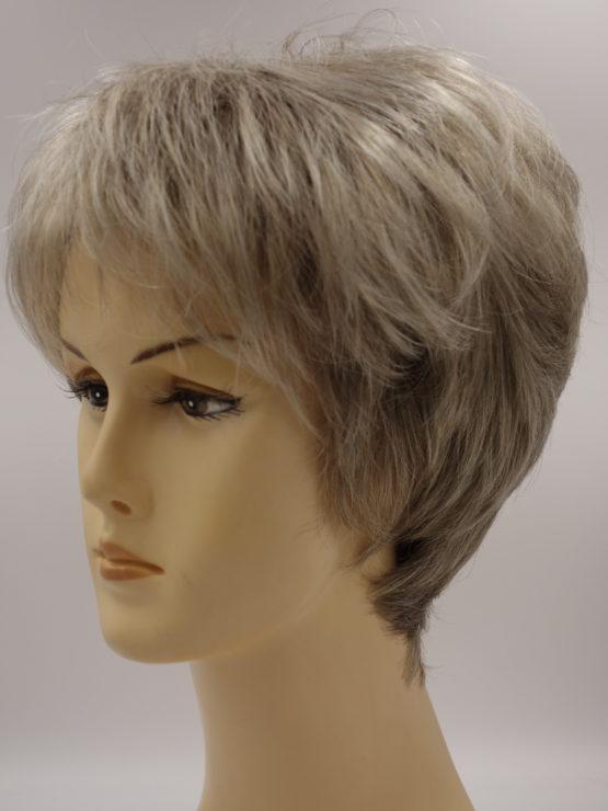Krótka peruka beżowy blond