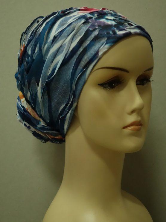 Kolorowy turban