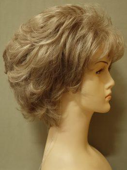 Krótka peruka w kolorze blond